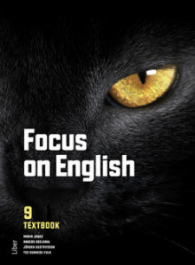 Focus on English 9 Textbook av Maria Jones, Anders Odeldahl, Jörgen Gustafsson, Christine Venn og Ted Sunhede Fulk (Heftet)