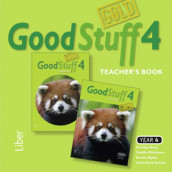 Good Stuff GOLD 4 Teacher's Book cd av Carolyn Keay, Gunilla Malmborn, Kerstin Rydén og Anna-Karin Schutz (CD-ROM)