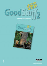 Omslag - Good Stuff GOLD 2 Teacher's Book