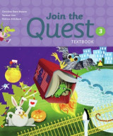 Omslag - Join the Quest åk 3 Textbook
