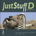 Omslag - Just Stuff D Lärar-cd