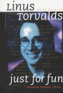 Just for fun av Linus Torvalds (Innbundet)