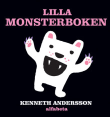 Lilla Monsterboken av Kenneth Andersson (Pappbok)