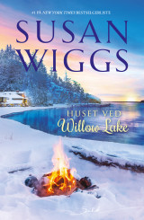 Omslag - Huset ved Willow Lake