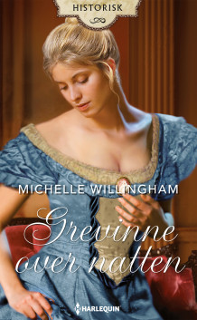 Grevinne over natten av Michelle Willingham (Ebok)