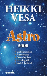 Omslag - Astro 2009