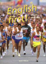 English first! [Reviderad] av Sally Ocklind (Heftet)