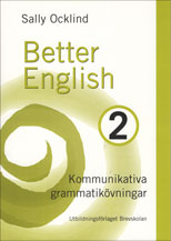 Better English 2 övningsbok av Sally Ocklind (Heftet)