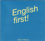 English first! - Cd- Reviderad upplaga av Sally Ocklind (Ukjent)