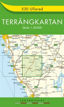 oslo ullared kart Ullared 530 SE (Kart, falset) | Tanum nettbokhandel oslo ullared kart