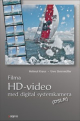 Omslag - Filma HD Video med digital systemkamera