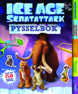 Omslag - Ice Age. Scratattack : pysselbok