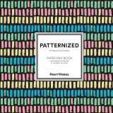 Omslag - Patternized. Paper pad book : for all kinds of artwork