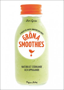 Gröna smoothies-box av Fern Green (Innbundet)