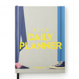 Omslag - Daily planner 2018 A5