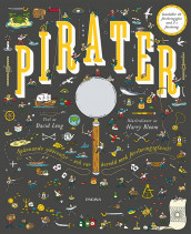 Pirater av David Long (Innbundet)