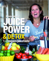 Omslag - Juice Power and Detox