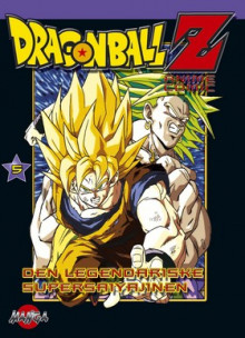 Dragon Ball Z 05 : Den legendariske supersaiyajinen av Bird Studio (Heftet)