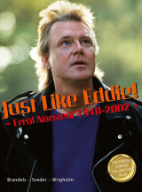 Omslag - Just like Eddie! : Errol Norstedt 1948-2002