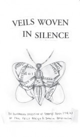 Omslag - Veils Woven in Silence - An Illustrated Collection of Strange Short Stories