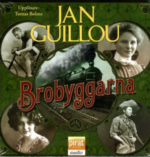 Brobyggarna av Jan Guillou (Lydbok-CD)