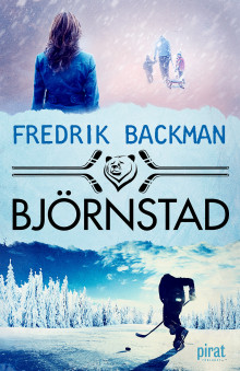 Björnstad av Fredrik Backman (Lydbok MP3-CD)