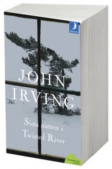 Sista natten i Twisted River av John Irving (Heftet)