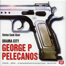 Drama city av Georg P Pelecanos (Lydbok-CD)