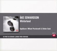 Winterland av Åke Edwardson (Lydbok MP3-CD)