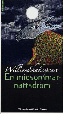 En midsommarnattsdröm av William Shakespeare (Heftet)