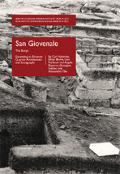 San Giovenale, vol. 5, fasc. 1 : The Borgo - Excavating an Etruscan Quarter: Architecture and Stratigraphy av Angela Bizzarro, Börje Blomé, Lars Karlsson, Carl Nylander, Alessandro Tilia, Giuseppe Tilia og Stefano Tilia (Innbundet)