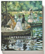 Impressionism and the North Late 19th Century French Avant-Garde Art and the Art in the Nordic Countries 1870-1920 av Torsten Gunnarsson og Per Hedström (Innbundet)