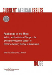 Academics on the Move. Mobility and Institutional Change in the Swedish Development Support to Research Capacity Building in Mozambique av Mans Fellesson og Paula Mahlck (Heftet)