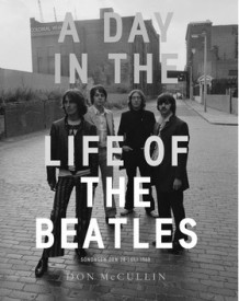 A day in the life of the Beatles : söndagen den 28 juli 1968 av Don McCullin (Innbundet)