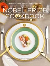 Omslag - The Nobel Prize cookbook : new recipes and classic menus