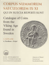 Corpus Nummorum, 1. Gotland 4 : Catalogue of Coins from the Viking Age found in Sweden av Brita Malmer (Heftet)