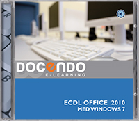 ECDL Office 2010 med Windows 7 av Malina Andrén (DVD-ROM)