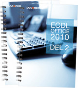 Omslag - ECDL med Office 2010 (Windows 7, Access)