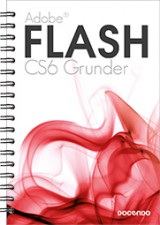 Omslag - Flash CS6 Grunder