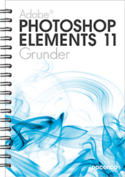 Photoshop Elements 11 Grunder av Irene Friberg (Spiral)