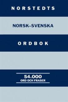 norska svenska ordbok