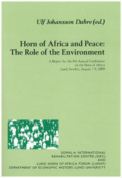 Horn of Africa and peace : the role of the environment av Ulf Johansson Dahre (Innbundet)