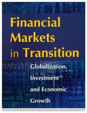 Financial markets in transition : globalization, investment and economic growth av Lars Oxelheim (Heftet)