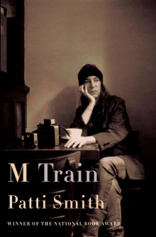 M Train av Patti Smith (Innbundet)