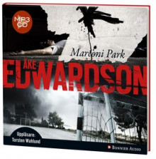 Marconi Park av Åke Edwardson (Lydbok MP3-CD)
