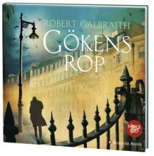 Gökens rop av Robert Galbraith og J. K. Rowling (Lydbok MP3-CD)