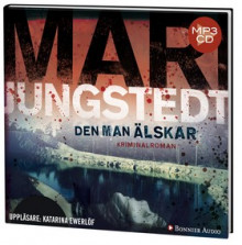Den man älskar av Mari Jungstedt (Lydbok MP3-CD)