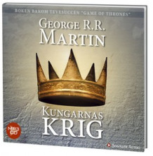 Game of thrones - Kungarnas krig av George R. R. Martin (Lydbok MP3-CD)