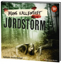 Jordstorm av Mons Kallentoft (Lydbok MP3-CD)