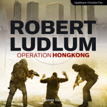 Operation Hongkong av Robert Ludlum (Lydbok-CD)